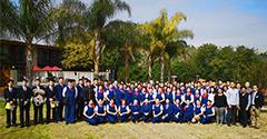 AHP美国留学项目第九期开学啦~
